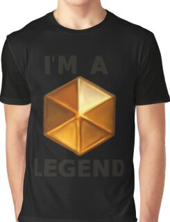 Hearthstone Legend Items Graphic T-Shirt