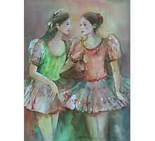 The Dancers Photographic Print