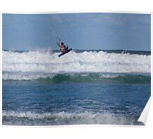 Windsurfer 1 Poster