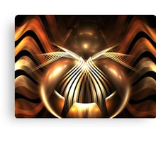Bronze Spider Canvas Print