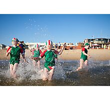 Running Nippers Photographic Print