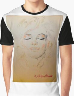 Marilyn, Beautiful Graphic T-Shirt