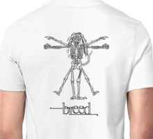 Da Vinci Willhem (Back) Unisex T-Shirt