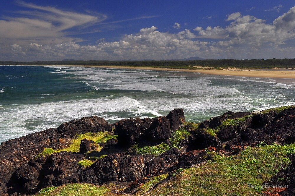 Sawtell by Terry Everson