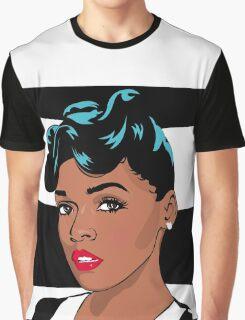 Janelle Monae Graphic T-Shirt