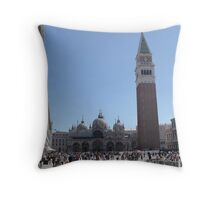 La Piazza Throw Pillow