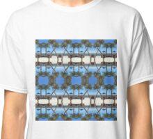 Palm tree pattern Classic T-Shirt