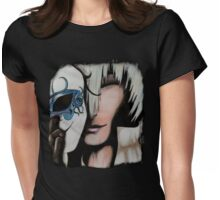Masquerade Womens Fitted T-Shirt