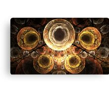 Martian Orbit Canvas Print