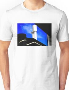 Between Buildings Unisex T-Shirt
