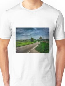 right of way landscape Unisex T-Shirt
