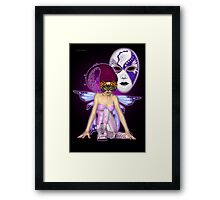 Queen of Fantasy and Mischief  Framed Print