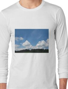 cloud wings Long Sleeve T-Shirt
