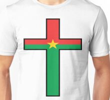 Olympic Countries - Burkina Faso Unisex T-Shirt