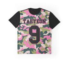 Girls' Generation (SNSD) Taeyeon 'PINK ARMY' Graphic T-Shirt