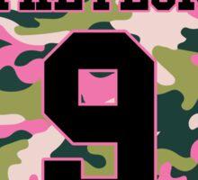 Girls' Generation (SNSD) Taeyeon 'PINK ARMY' Sticker
