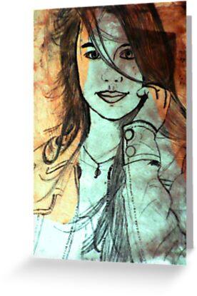 """Hey Thirteen by Belinda """"BillyLee"""" NYE (Printmaker)"""