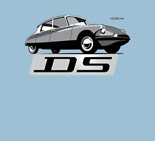 Citroën DS script emblem and illustration Unisex T-Shirt