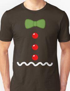 Gingerbread Man Costume Unisex T-Shirt