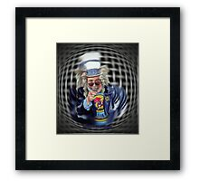 Jerry Wants YOU Framed Print