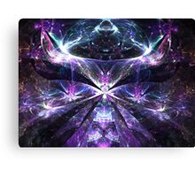 Starship Canvas Print
