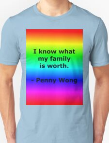 Penny Wong's Family T-Shirt