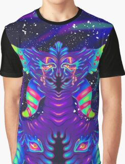 Alien Candy Graphic T-Shirt