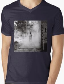 Street Menace Mens V-Neck T-Shirt