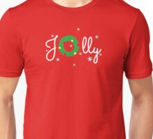 Jolly Wreath Unisex T-Shirt