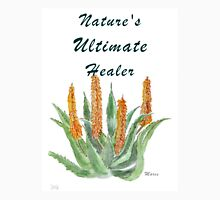 Aloe ferox - Nature's Ultimate healer  Womens Fitted T-Shirt