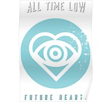 ALL TIME LOW SWS SLEEPING WITH SIRENS Future Hearts Tour REY2 Poster