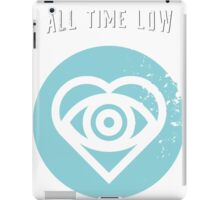 ALL TIME LOW SWS SLEEPING WITH SIRENS Future Hearts Tour REY2 iPad Case/Skin