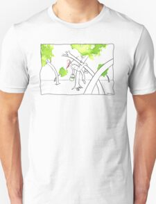 Spring is in the tree Unisex T-Shirt