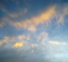 Gilded Clouds by aconley