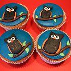 Be smart, eat owl's! by Reentjuh
