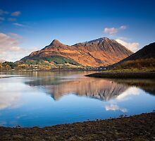 Loch Leven by hebrideslight