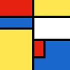 MondoMondrian by Jayne Le Mee