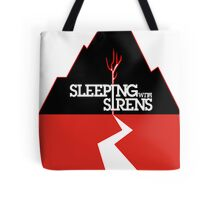 ALL TIME LOW SWS SLEEPING WITH SIRENS Future Hearts Tour REY3 Tote Bag