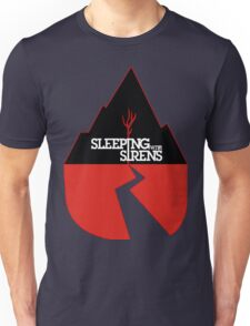 ALL TIME LOW SWS SLEEPING WITH SIRENS Future Hearts Tour REY3 Unisex T-Shirt