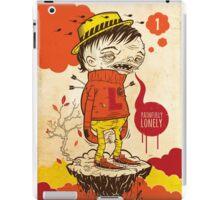 LONELY BOY iPad Case/Skin