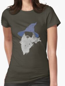 Gandalf Womens Fitted T-Shirt