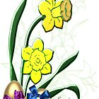 Easter Greetings (3833 Views) by aldona