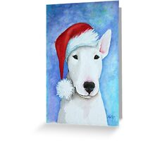 Santa Bully  Greeting Card