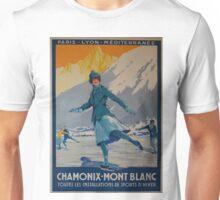 Vintage poster - Olympics 1924 France Unisex T-Shirt