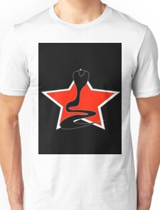 Cobra With Red Star T-Shirt