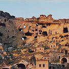 Çavuşin,Cappadocia by rasim1