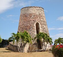 Caribbean Sugar Mill  by barnsis