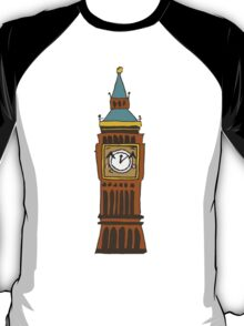Cute Big Ben Tee T-Shirt