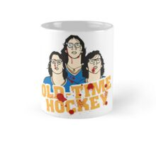 old time hockey Mug