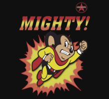 GeekGirl - MIGHTY! by AdeGee